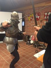 learning about medieval warfare